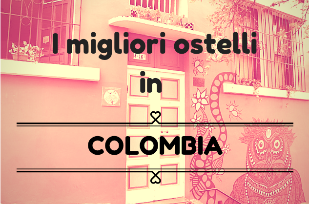 ostelli in Colombia